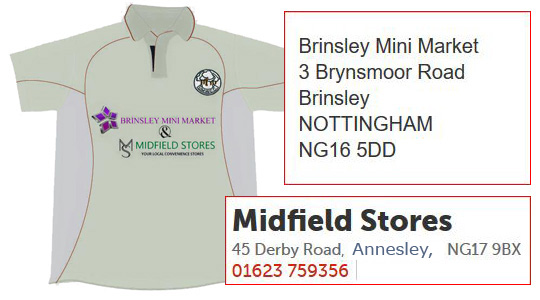 Brinsley Mini market & Midfield Stores